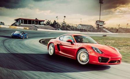 2014 Porsche Boxster / Cayman