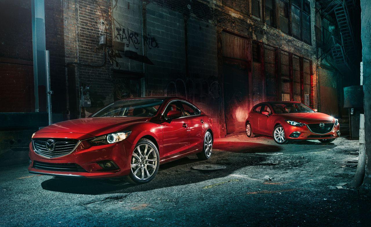 Brawlers: 2014 Mazda 6 / Mazda 3