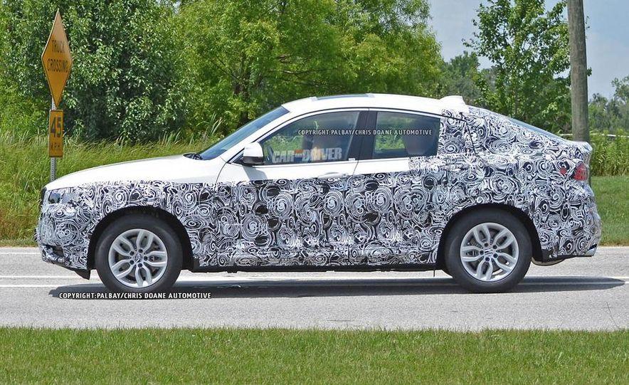2015 BMW X4 (spy photo) - Slide 14