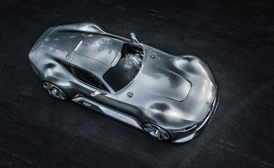 Mercedes-Benz AMG Vision Gran Turismo concept - Slide 23