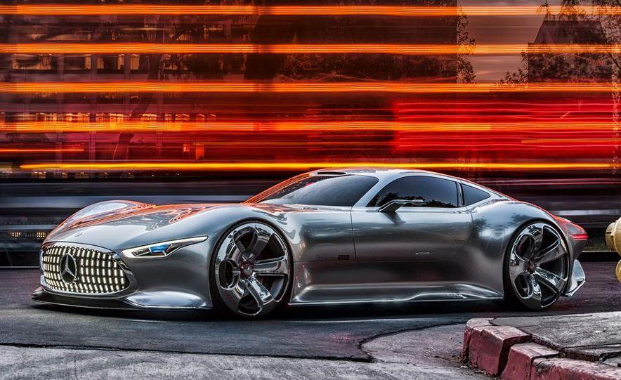 Mercedes-Benz AMG Vision Gran Turismo concept - Slide 27