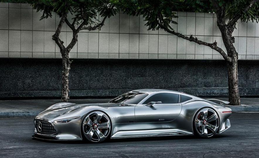 Mercedes-Benz AMG Vision Gran Turismo concept - Slide 28