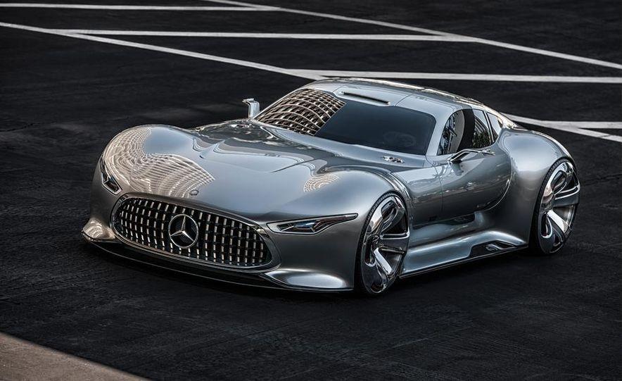 Mercedes-Benz AMG Vision Gran Turismo concept - Slide 30