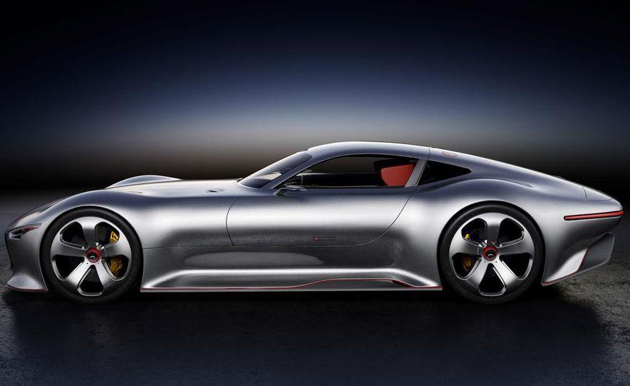 Mercedes-Benz AMG Vision Gran Turismo concept - Slide 34