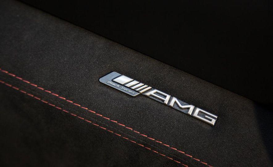 2014 Mercedes-Benz SLS AMG Black Series - Slide 28