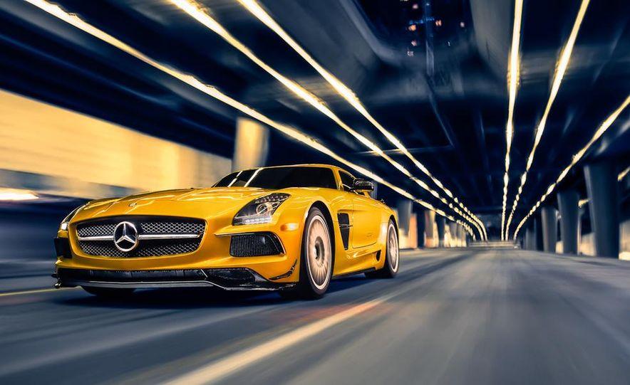 2014 Mercedes-Benz SLS AMG Black Series - Slide 1