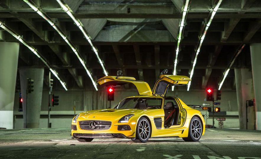 2014 Mercedes-Benz SLS AMG Black Series - Slide 6