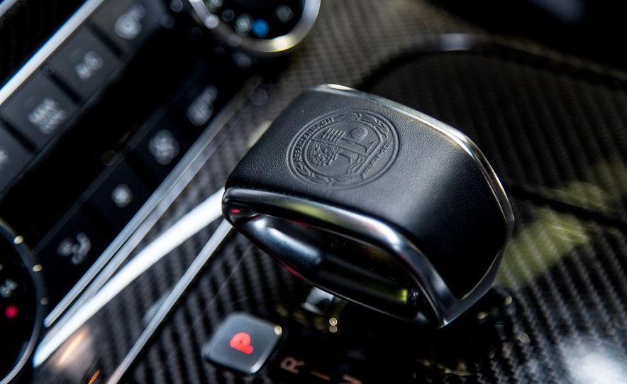 2014 Mercedes-Benz SLS AMG Black Series - Slide 25