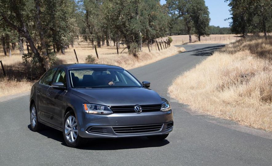 2014 Volkswagen Jetta SE - Slide 22