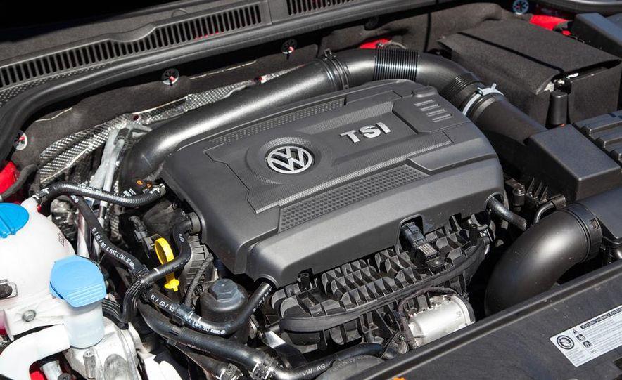2014 Volkswagen Jetta SE - Slide 17