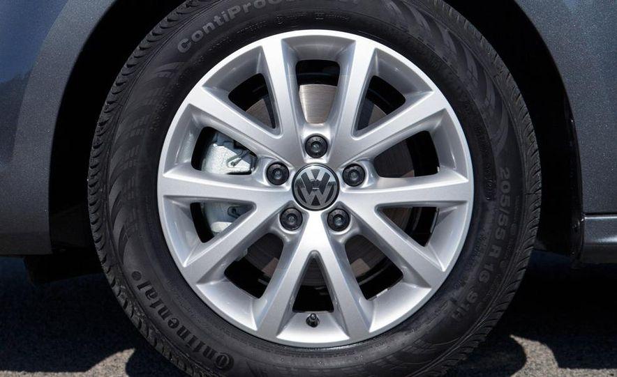 2014 Volkswagen Jetta SE - Slide 27