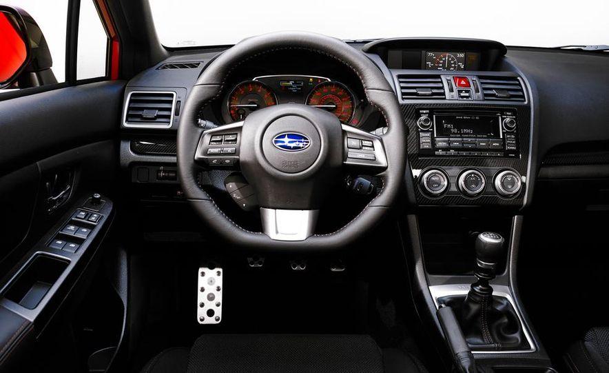 2015 Subaru WRX - Slide 19