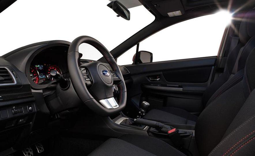 2015 Subaru WRX - Slide 20