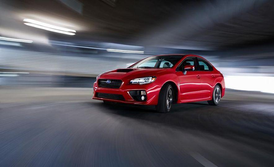 2015 Subaru WRX - Slide 1