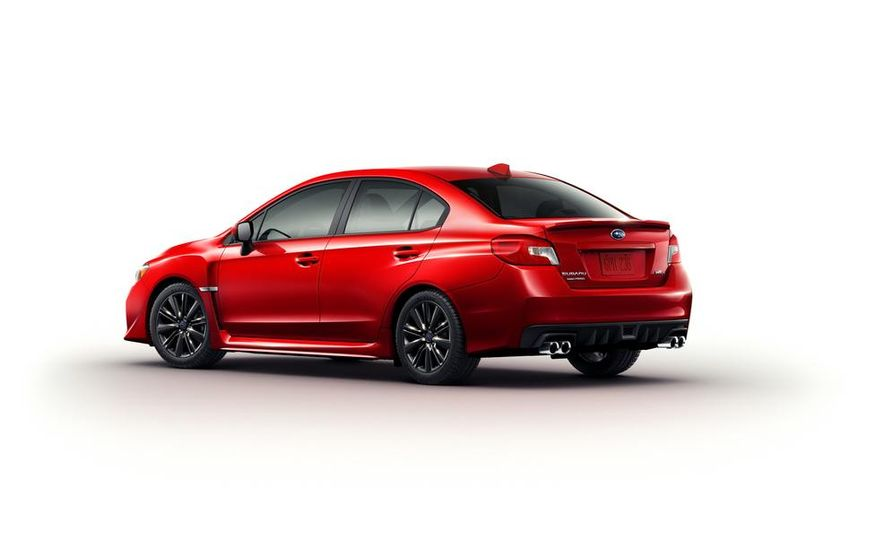 2015 Subaru WRX - Slide 25