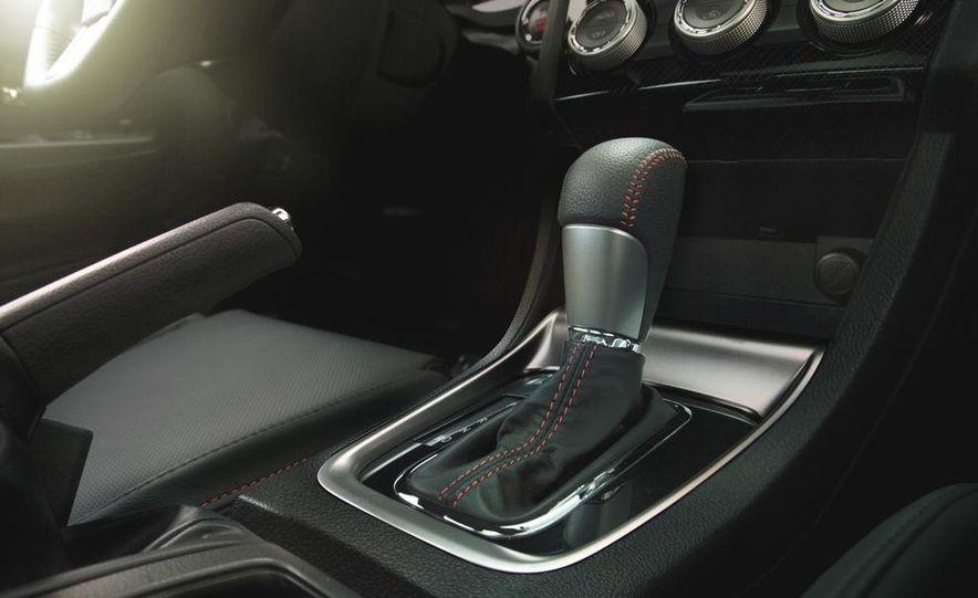 2015 Subaru WRX - Slide 13