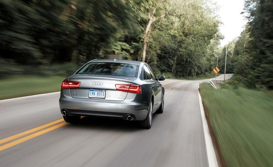 2014 Audi S6 and A7 TDI - Slide 3
