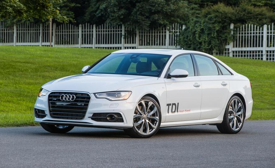 2014 Audi S6 and A7 TDI - Slide 20