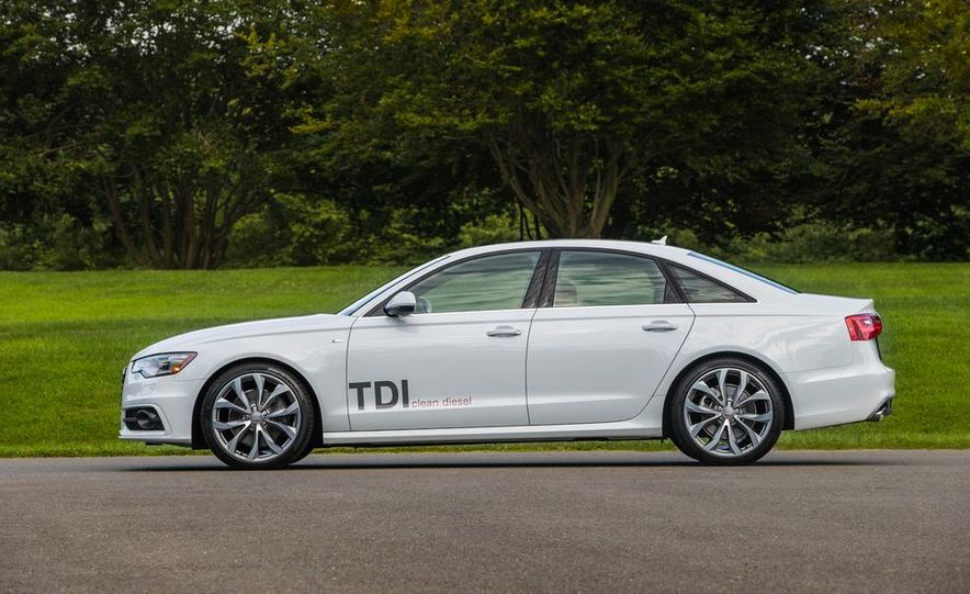 2014 Audi S6 and A7 TDI - Slide 21