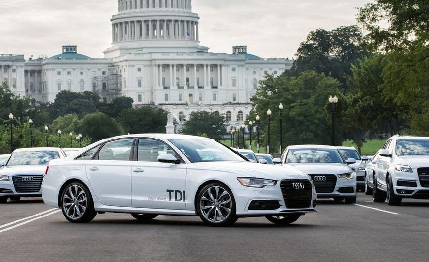 2014 Audi S6 and A7 TDI - Slide 22