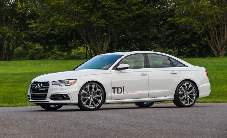 2014 Audi S6 and A7 TDI - Slide 23