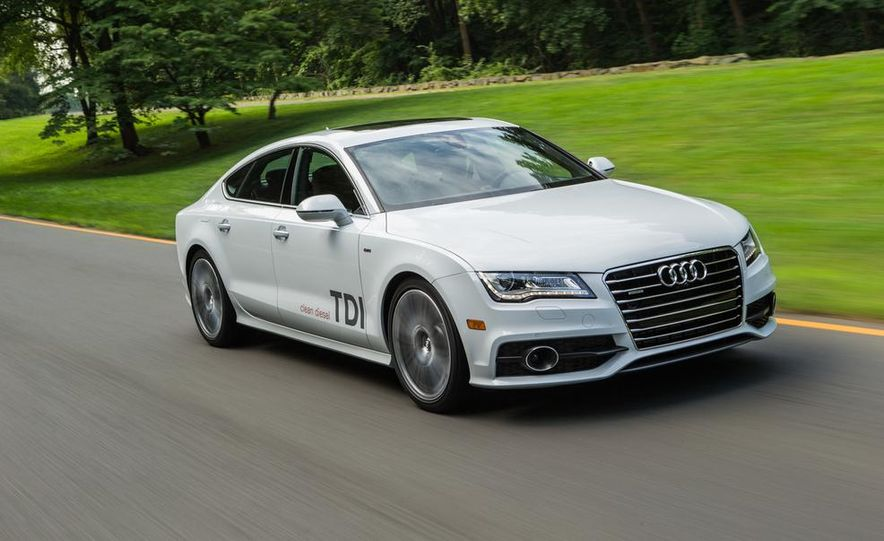 2014 Audi S6 and A7 TDI - Slide 24