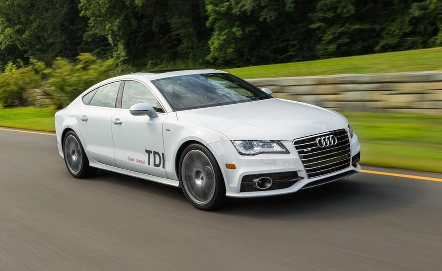 2014 Audi S6 and A7 TDI - Slide 25
