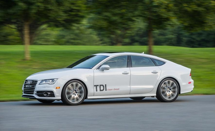 2014 Audi S6 and A7 TDI - Slide 26