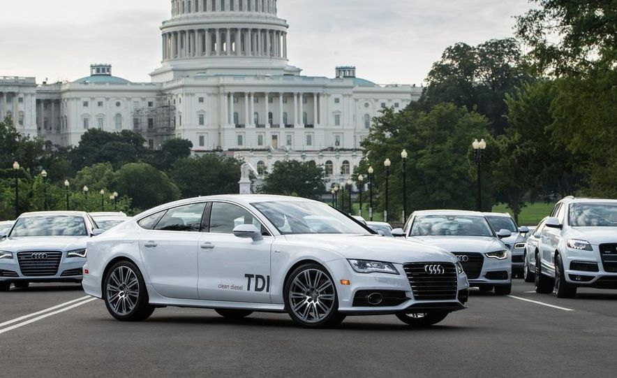 2014 Audi S6 and A7 TDI - Slide 27