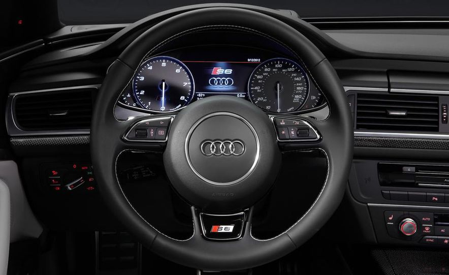 2014 Audi S6 and A7 TDI - Slide 34