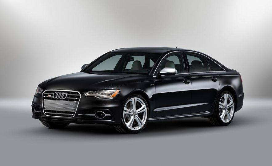 2014 Audi S6 and A7 TDI - Slide 29