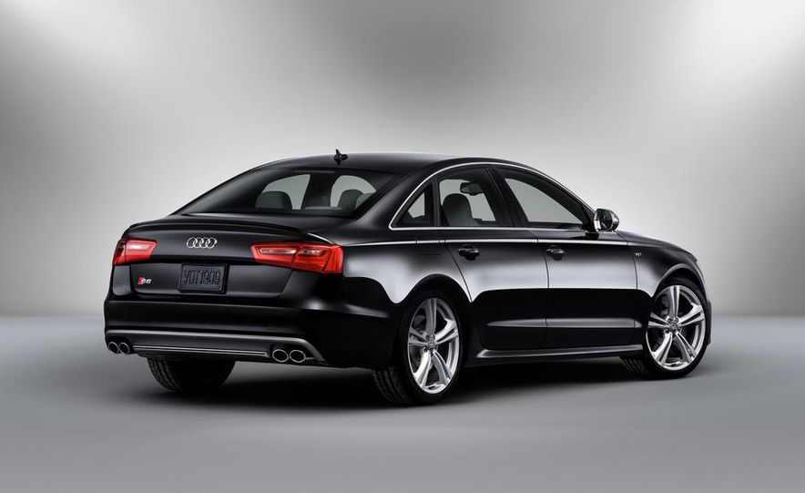 2014 Audi S6 and A7 TDI - Slide 30