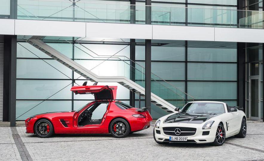 2015 Mercedes-Benz SLS AMG GT Final Edition coupe - Slide 20