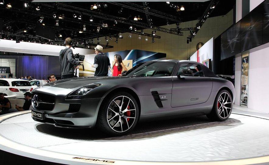 2015 Mercedes-Benz SLS AMG GT Final Edition coupe - Slide 7