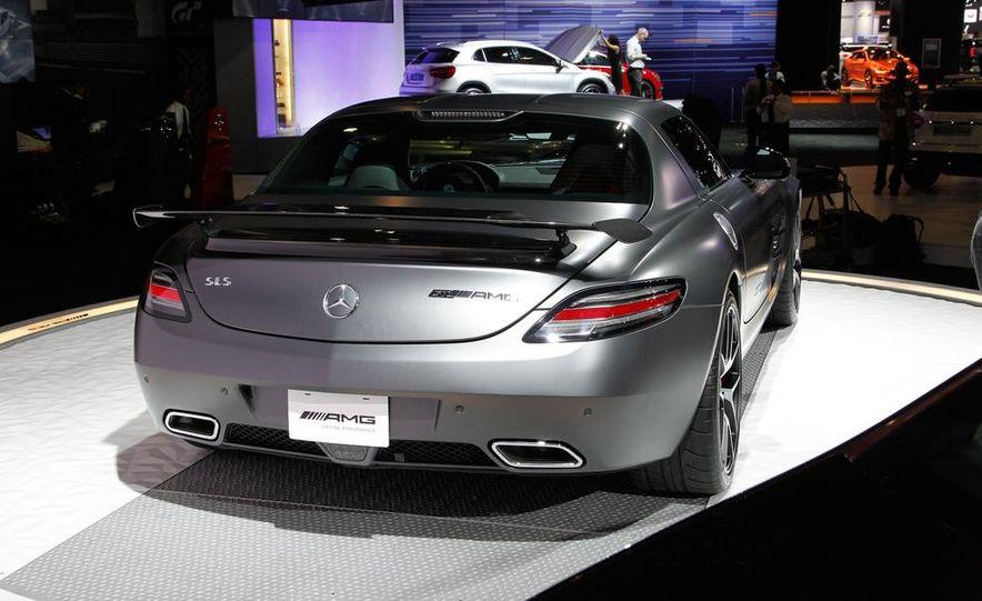 2015 Mercedes-Benz SLS AMG GT Final Edition coupe - Slide 12