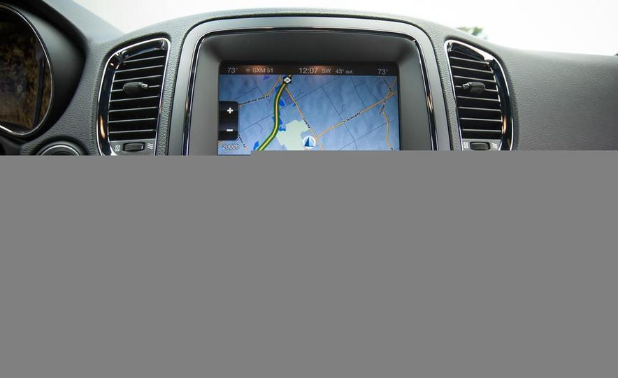 2014 Dodge Durango R/T RWD - Slide 51