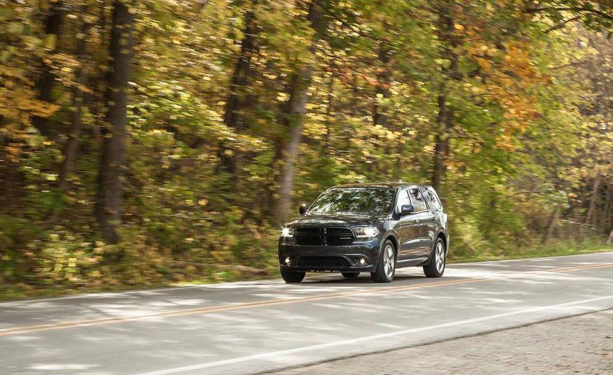 2014 Dodge Durango R/T RWD - Slide 1