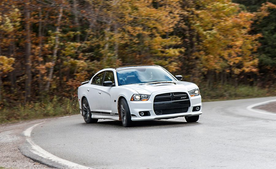 2013 Dodge Charger SRT8 392