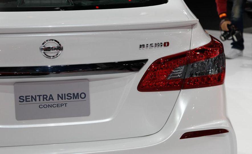 Nissan Sentra NISMO concept - Slide 17