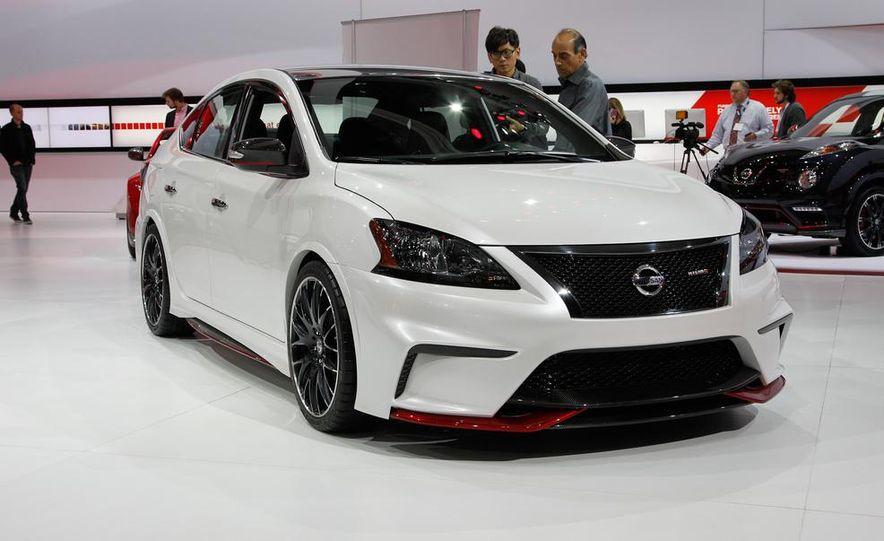 Nissan Sentra NISMO concept - Slide 1