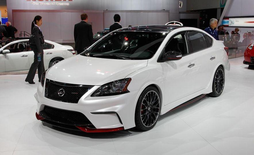 Nissan Sentra NISMO concept - Slide 6