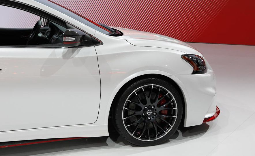 Nissan Sentra NISMO concept - Slide 11