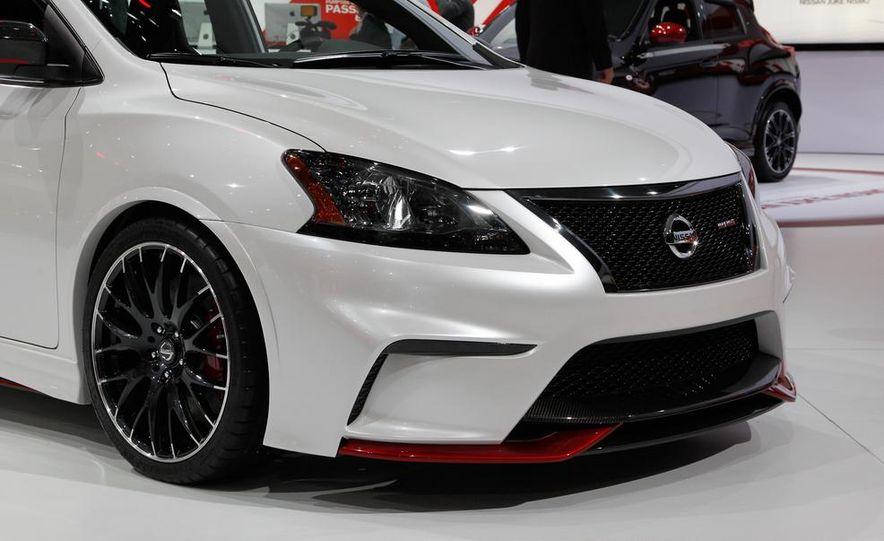 Nissan Sentra NISMO concept - Slide 12