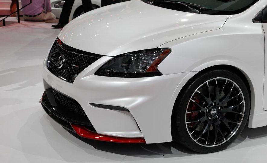 Nissan Sentra NISMO concept - Slide 13