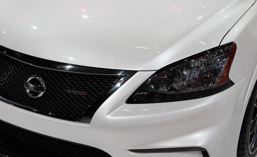 Nissan Sentra NISMO concept - Slide 15