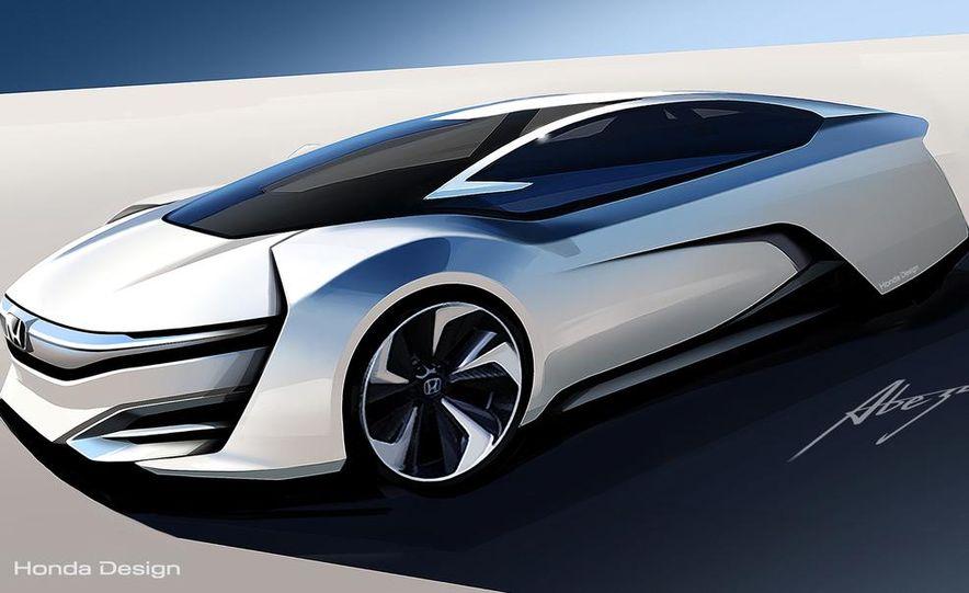 Honda FCEV concept - Slide 29