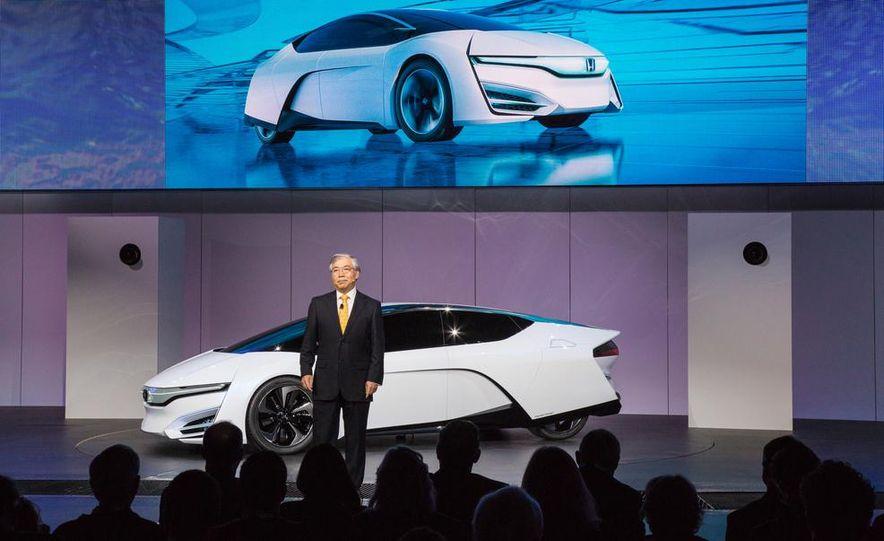 Honda FCEV concept - Slide 17