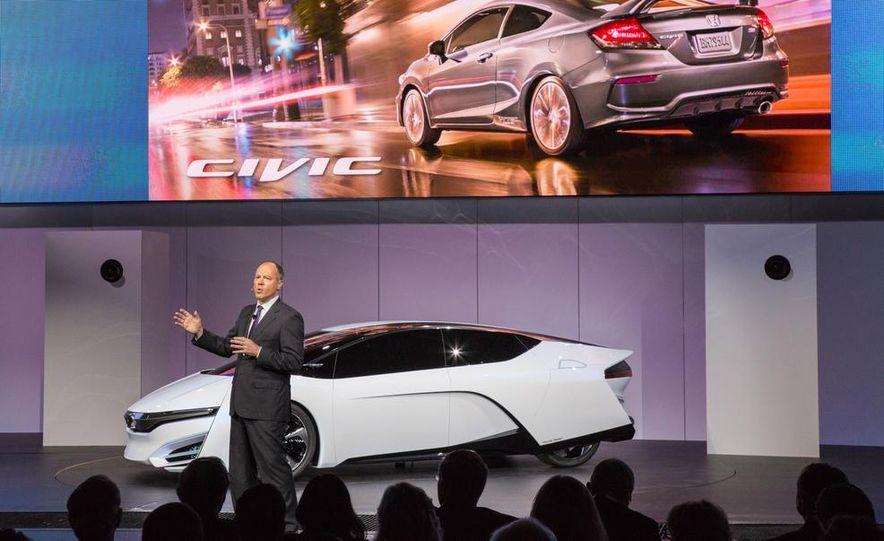 Honda FCEV concept - Slide 18