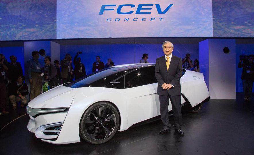 Honda FCEV concept - Slide 19
