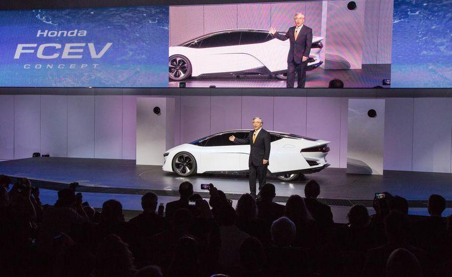 Honda FCEV concept - Slide 20